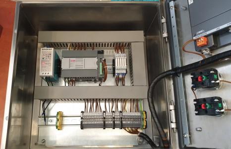 Układy sterowania i automatyki #2